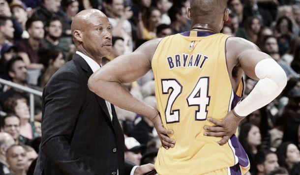 Kobe Bryant comienza a tener descanso
