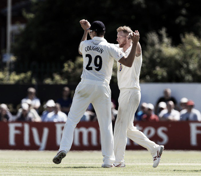 Durham vs Surrey: Brilliant Ben wraps up final day win for Durham