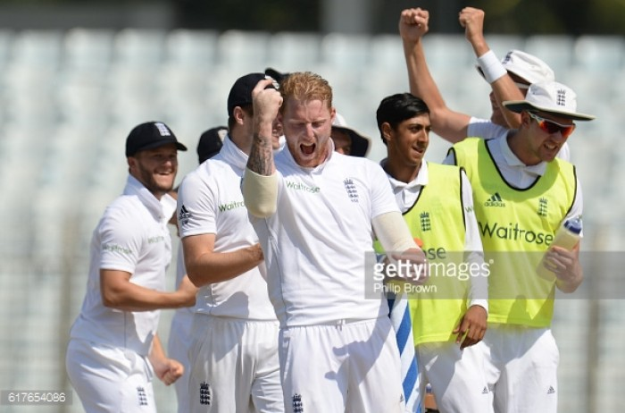 England vs Bangladesh - First Test, Fifth Day: Stokes seals tense victory