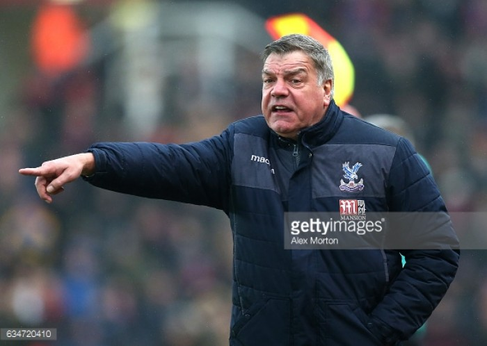 Allardyce pleased with win and clean sheet against Boro