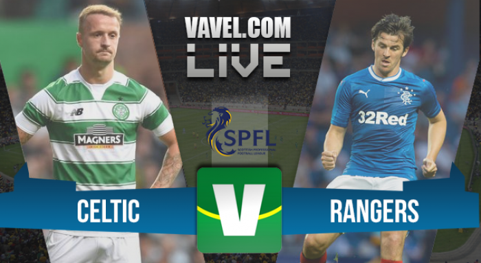 Resultado Celtic x Rangers pela Scottish Premiership (5-1)