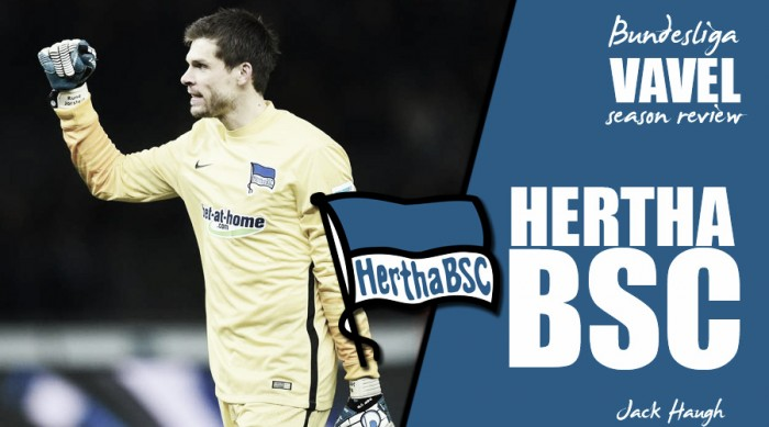 VAVEL Bundesliga Season Review - Hertha BSC: Regrettably a successful season