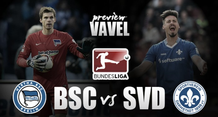 Hertha BSC - SV Darmstadt 98 Preview: A season of promise heads to the wire