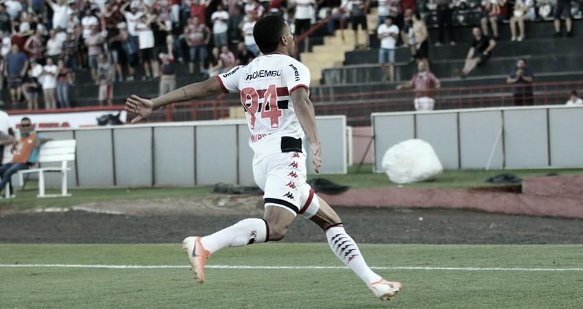 Botafogo-SP vence Criciúma em casa e retoma liderança da Série B