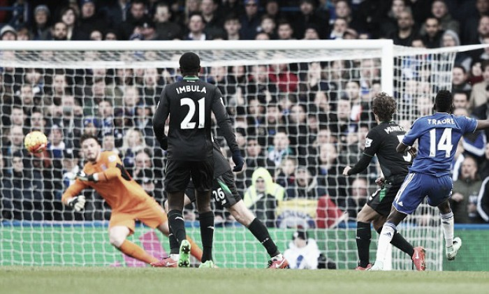 Chelsea 1-1 Stoke City: Post-match news - Blues miss chance to climb table