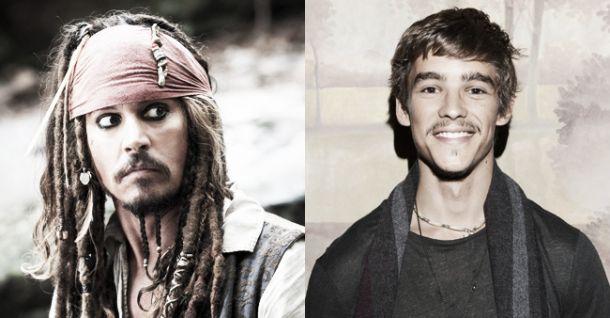 Brenton Thwaites será el protagonista de la quinta entrega de 'Piratas del Caribe'