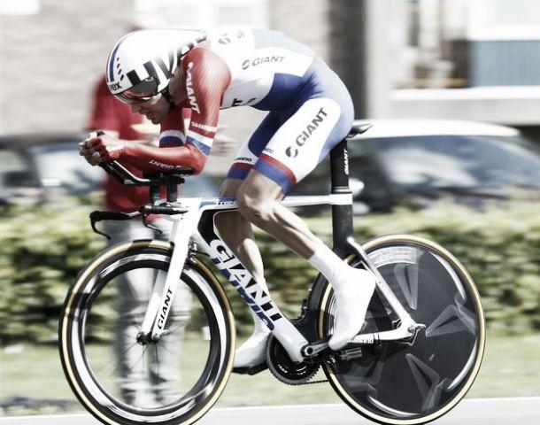 Eneco Tour : Dumoulin gagne le chrono, Boom nouveau leader