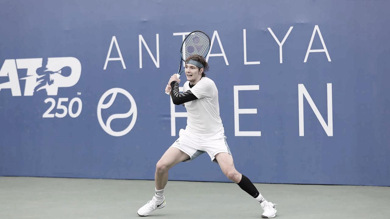 Foto: Divulgação/Antalya Open