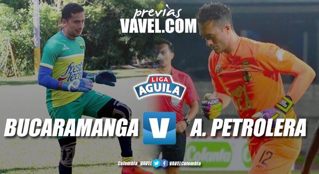 Atlético Bucaramanga vs Alianza Petrolera: clásico con idénticas necesidades