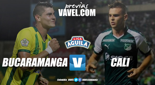 Previa Atlético Bucaramanga vs Deportivo Cali: a mantener esperanzas