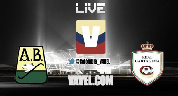 Atlético Bucaramanga vs Real Cartagena, Torneo Postobón en vivo y en directo online