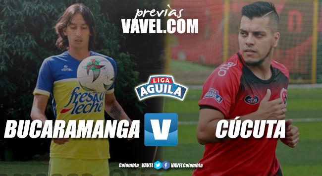 Previa Atlético Bucaramanga vs Cúcuta Deportivo: a continuar sumando