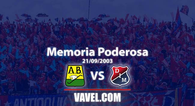 Memoria 'Poderosa', Bucaramanga vs Medellín: victoria tras 14 años en el Alfonso López