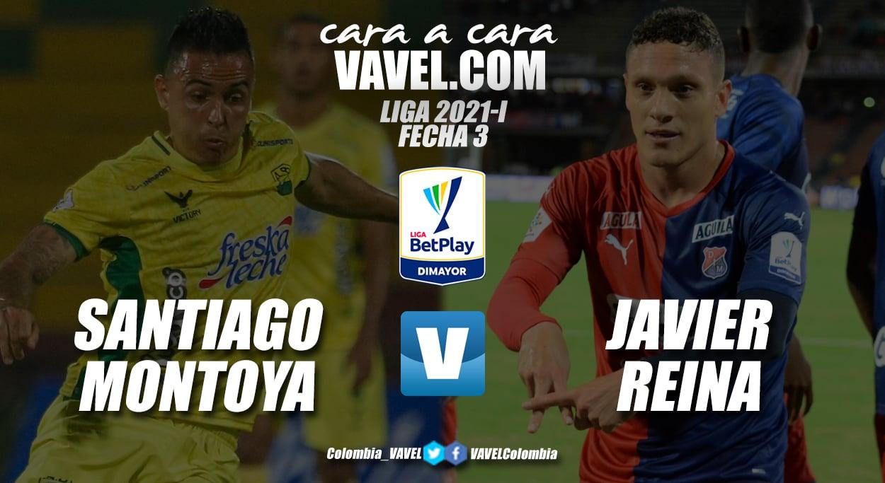 Cara a Cara: Santiago Montoya vs Javier Reina