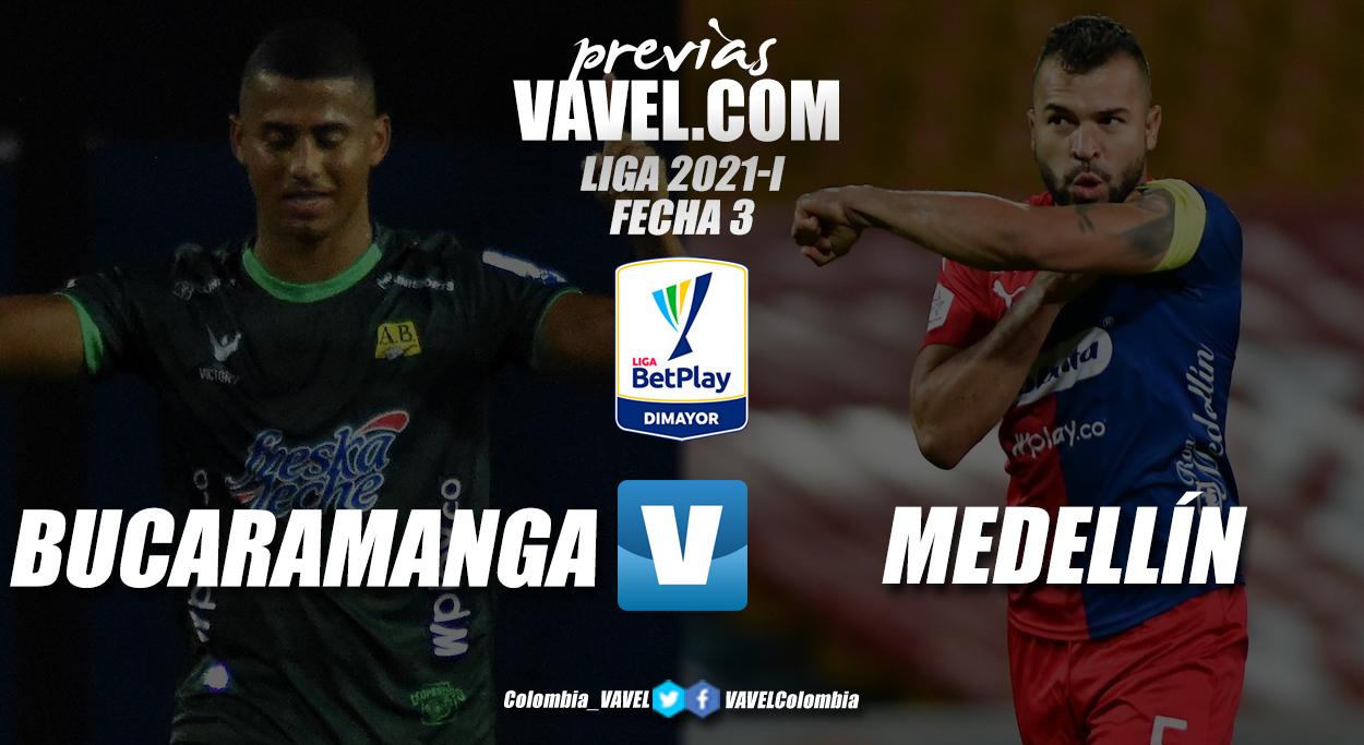 Previa Independiente Medellín vs Atlético Bucaramanga: duelo por mantenerse entre los ocho