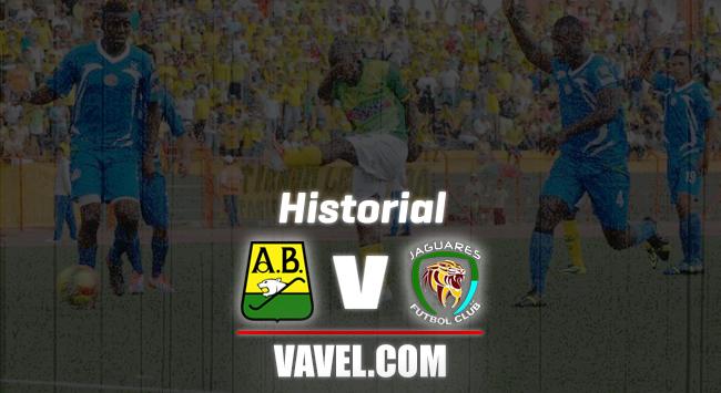 Historial Atlético Bucaramanga vs. Jaguares: las estadísticas favorecen a los 'leopardos'