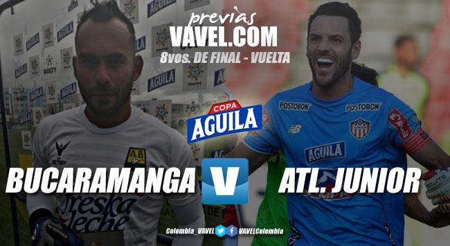 Previa Atlético Bucaramanga vs. Junior de Barranquilla: se define otro clasificado a cuartos