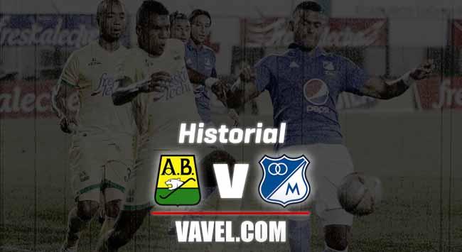 Historial Atlético Bucaramanga vs Millonarios: las estadísticas favorecen a los 'embajadores'