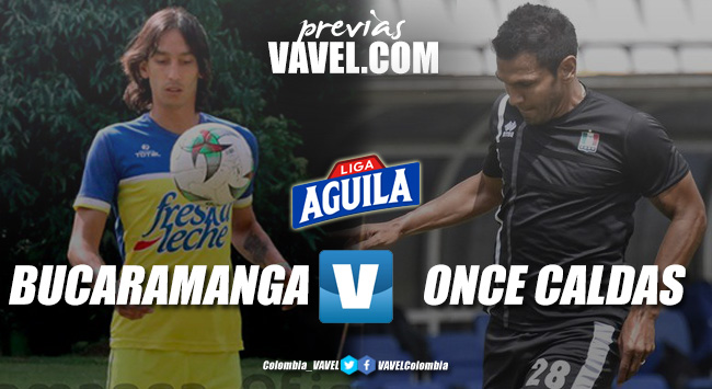 Previa Atlético Bucaramanga vs Once Caldas: a sumar para avanzar