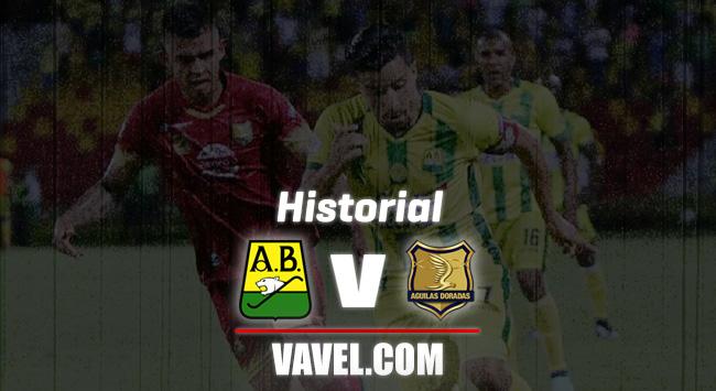 Historial Atlético Bucaramanga vs. Águilas Doradas: las estadísticas favorecen a los rionegreros