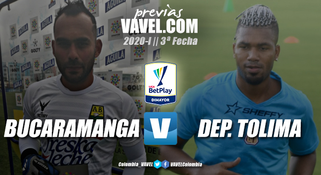 Previa Atlético Bucaramanga vs. Deportes Tolima: solo vale la palabra victoria