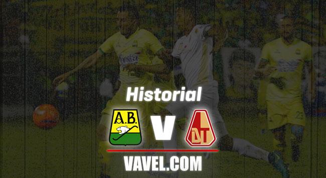 Historial Atlético Bucaramanga vs. Deportes Tolima: las estadísticas favorecen a los 'leopardos'