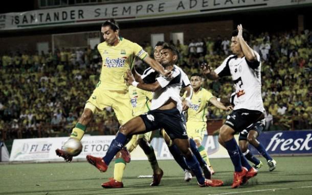 Real Cartagena - Atlético Bucaramanga: las dos caras de la moneda
