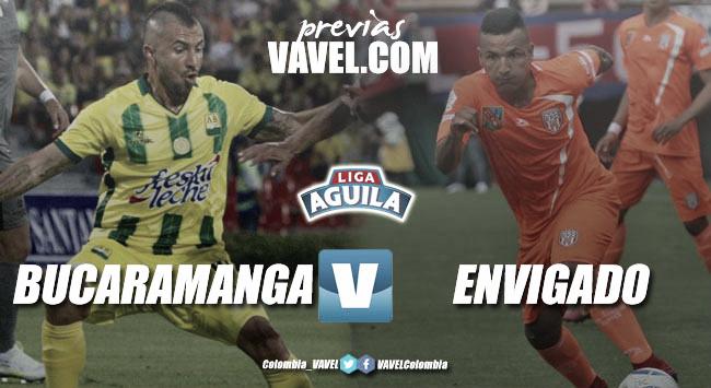 Previa Atlético Bucaramanga vs Envigado FC: a consolidarse dentro de los ocho