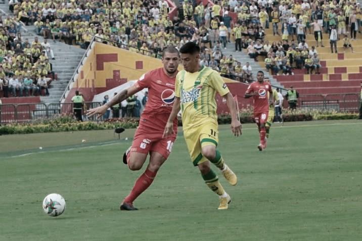 Datos del empate 0-0 de América en Bucaramanga