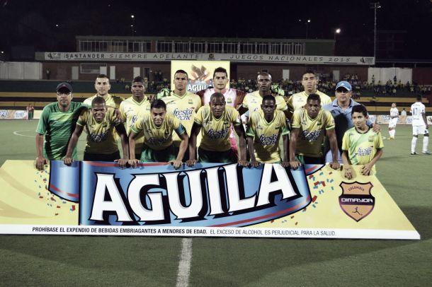Atlético Bucaramanga se medirá ante Once Caldas en octavos de final de la Copa