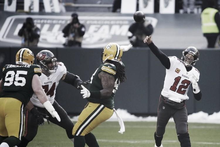 Brady jugará un SB con un equipo diferente a los Patriots // Foto: Agencias