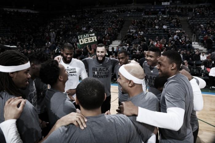 Resumen NBA: victoria para Bucks y Thunder antes del All-Star