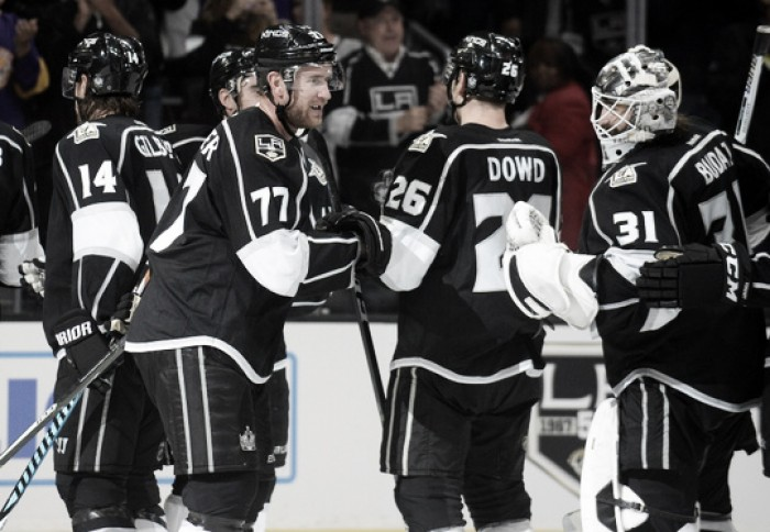 Los Angeles Kings have a goalie problem on their hands