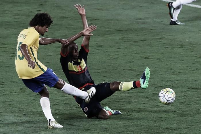 Willian Arão ignora vaias no Engenhão e exalta atuação contra Colômbia