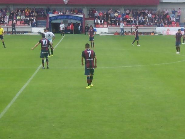 La SD Huesca asegura su presencia en los playoff