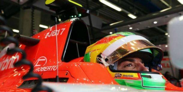 """Roberto Merhi: """"Estoy decepcionado, estamos muy lejos"""""""