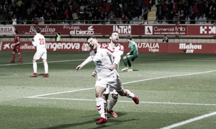 Cultural Leonesa - Numancia: puntuaciones Cultural Leonesa, jornada 21 de la Liga 123