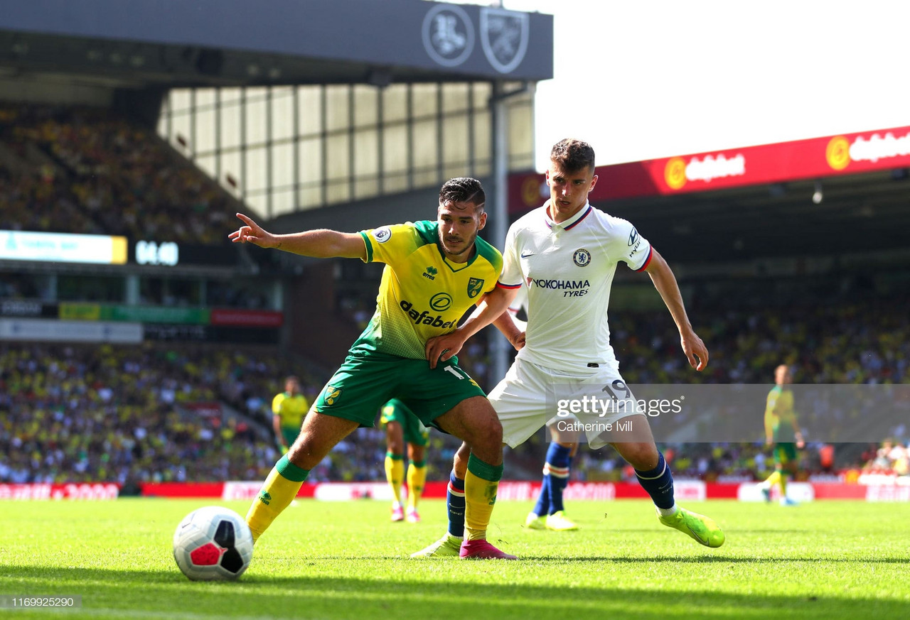 Emi Buendia: The unsung hero of Carrow Road