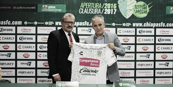 Sergio Bueno, ilusionado de volver a Jaguares