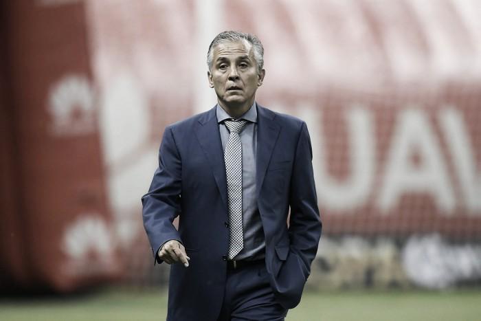 """Sergio Bueno: """"Pusimos en aprietos al América"""""""