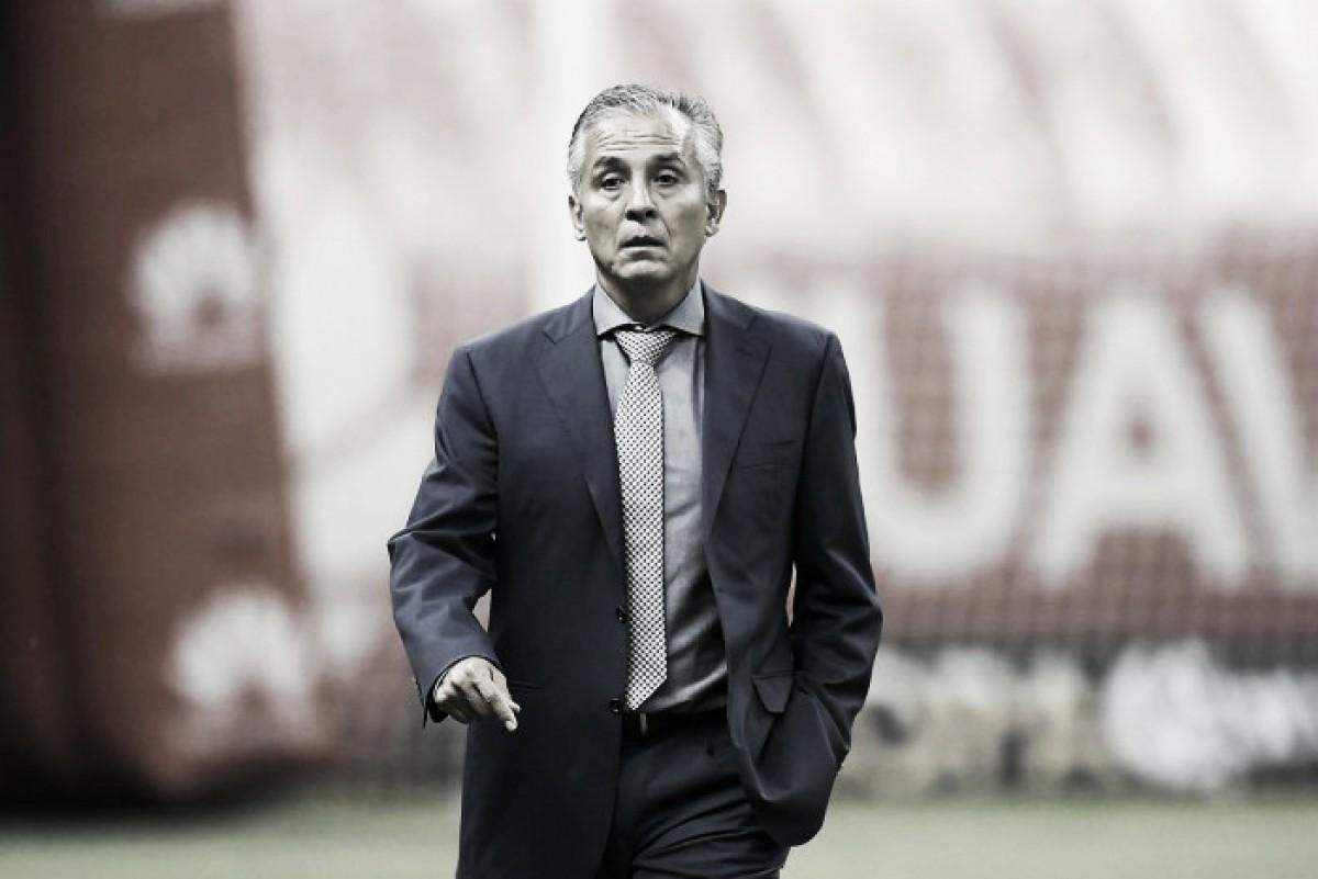 """Sergio Bueno: """"Tenemos que ganar el boleto a la liguilla"""""""