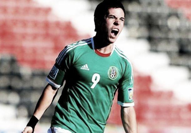 Mexico U20 2-1 England U20: Zuniga volley takes Mexico top