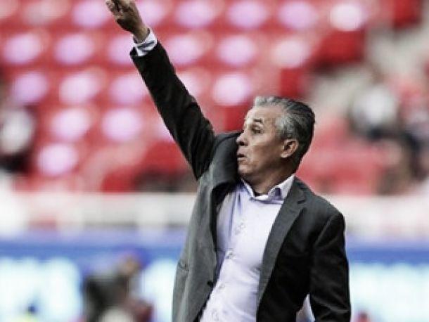 Sergio Bueno ve positivo el empate ante Chivas