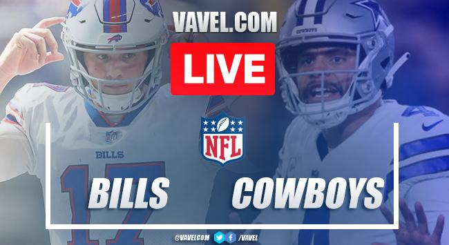 Highlights and touchdowns: Buffalo Bills 26-15 Dallas Cowboys, 2019 NFL