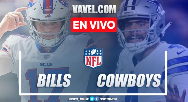 Resumen y Touchdowns: Buffalo Bills 26-15 Dallas Cowboys en NFL 2019