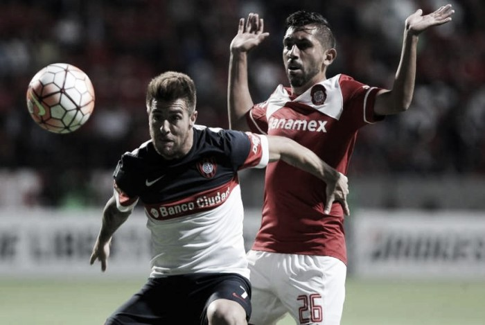 El 1x1 de San Lorenzo ante Toluca