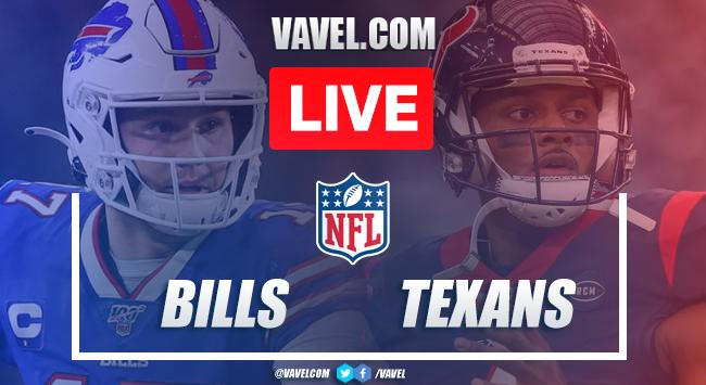 Highlights and touchdowns: Buffalo Bills 19-22 Houston Texans, 2020 NFL Playoffs