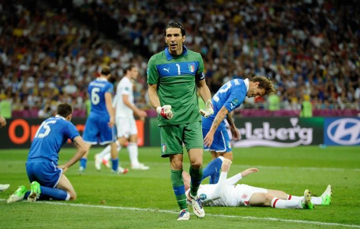 """Buffon carica l'Italia: """"Aspettative non sono alte, vogliamo sorprendere tutti"""""""