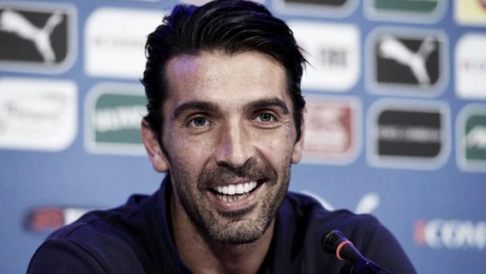 """Buffon: """"Vorrei affrontare la Francia."""" Chiellini: """"Possiamo fare qualcosa di importante"""""""