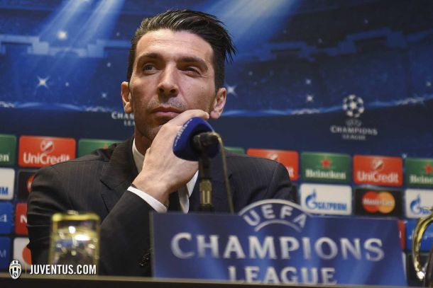 "Buffon: ""Jugar aquí nos da motivaciones extra"""